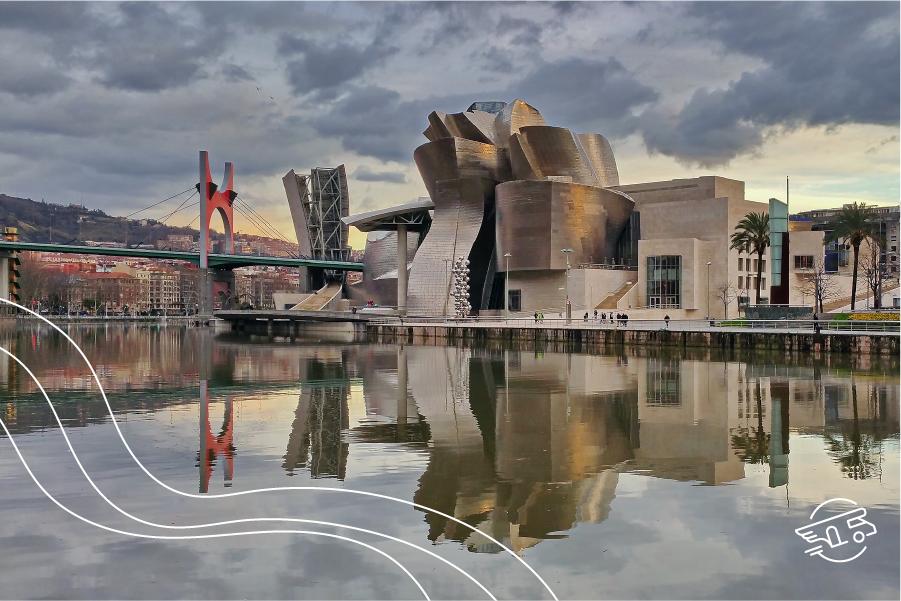 Bilbao - Museo Gugenheimm