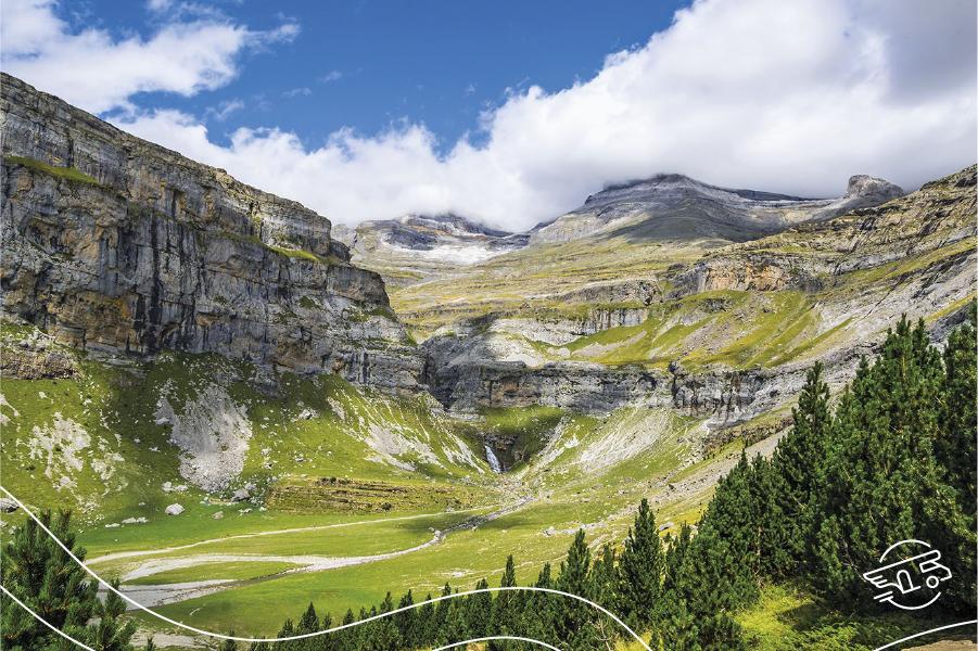 Valle de Ordesa - Pirineo aragonés en autocaravana