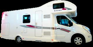 Autocaravana Kayak 5