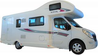 Autocaravana Kayak 9