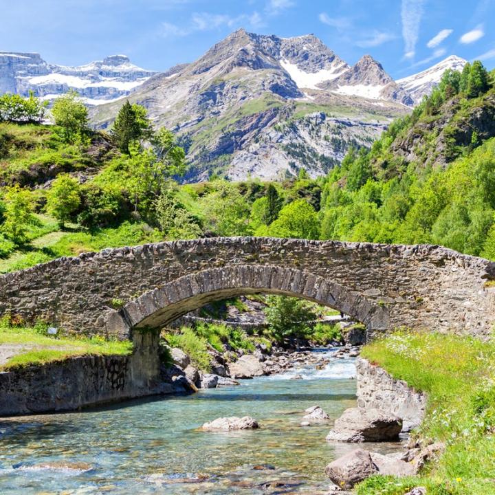 A Francia por el Pirineo