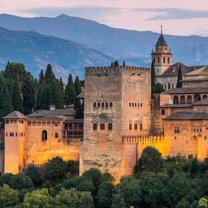 Granada y Córdoba