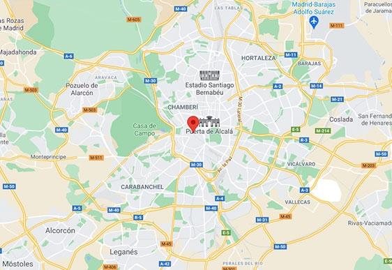 Topcaravaning Madrid