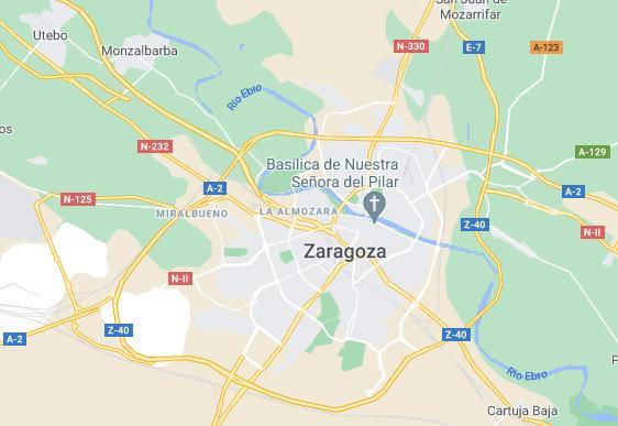 Oficina TopCaravaning Zaragoza