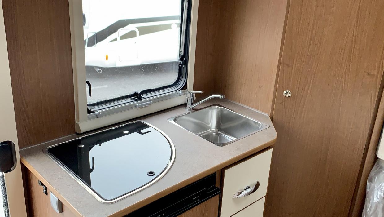 Autocaravana Kayak 12 PLUS Interior
