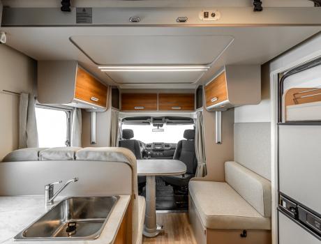 Autocaravana Hygge 95 PLUS Interior