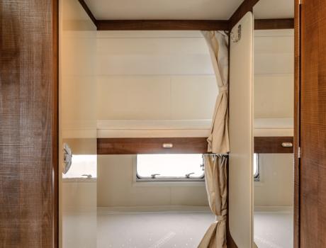 Autocaravana capuchina Dynamic 27 interior