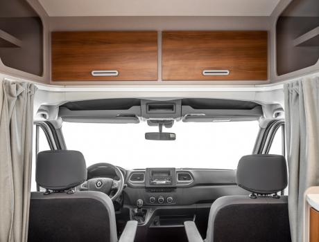 Autocaravana perfilada Hygge 12 PLUS Interior