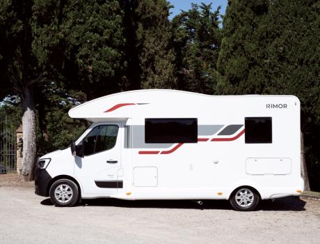 Autocaravana perfilada Hygge 12 PLUS Exterior