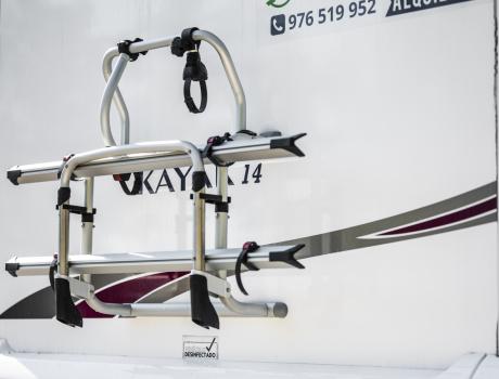 Kayak 14 PLUS Exterior