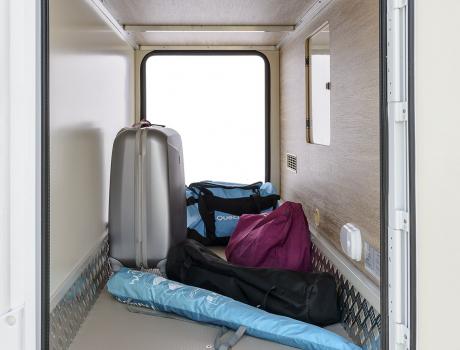 Autocaravana Capuchina Seal 695 Interior